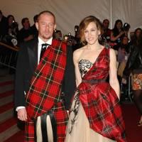 Alexander McQueen and Sarah Jessica Parker, 2006