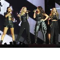 Little Mix at the Capital FM Jingle Bell Ball