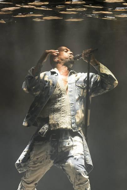 Lionel & Kanye Rule Glasto