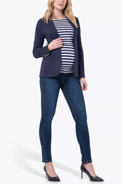 Best Maternity Jeans - Over Bump