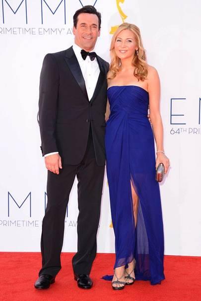 Jon Hamm & Jennifer Westfeldt