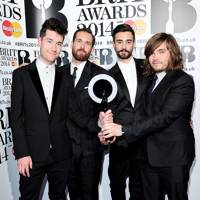 Bastille win British Breakthrough