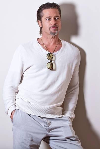 No 49: Brad Pitt