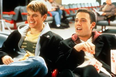 Matt Damon & Ben Affleck