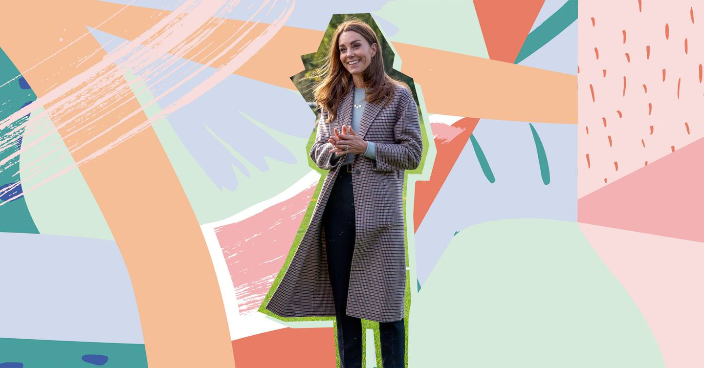 Kate Middleton just confirmed that Massimo Dutti is definitely autumn's hottest high street brand
