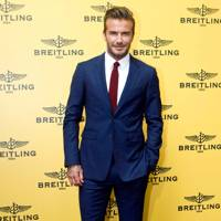Best Dressed Man: David Beckham