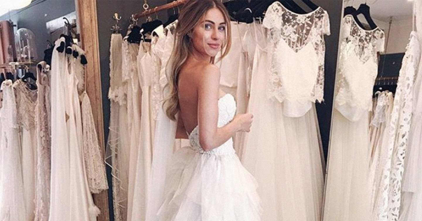 Why modern brides are ditching the traditional wedding dress and opting for separates