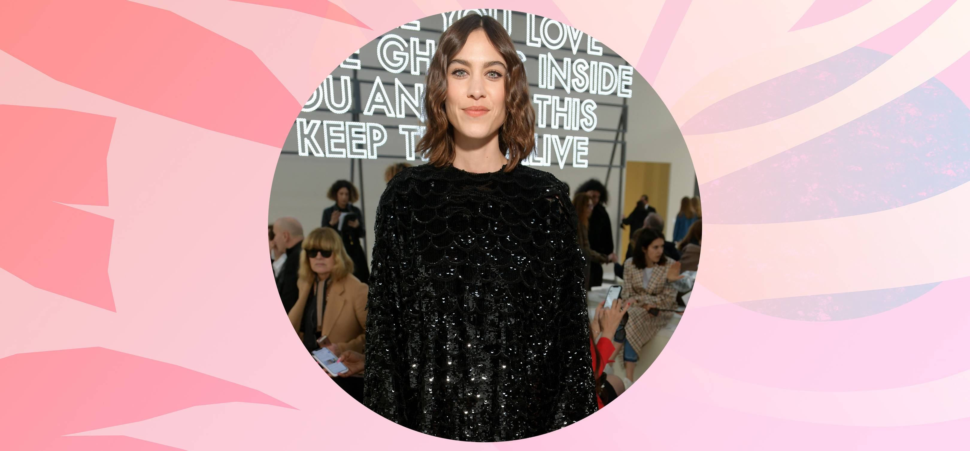 aed2a9da650c Alexa Chung Style 2017  Best Outfits   Looks Ever