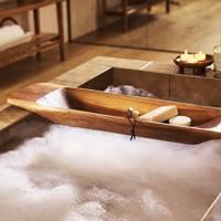 Best bath trays: Zara Home