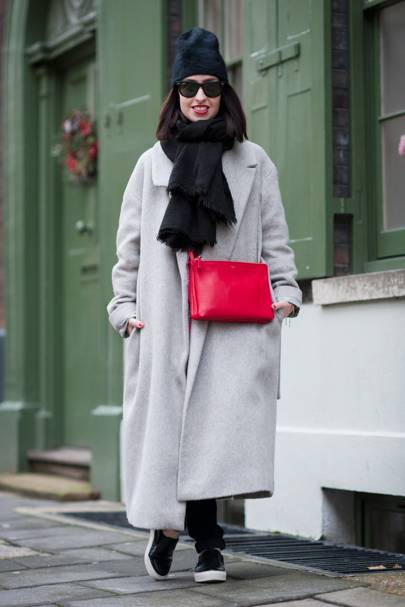 Grace Smitham, Fashion Assistant