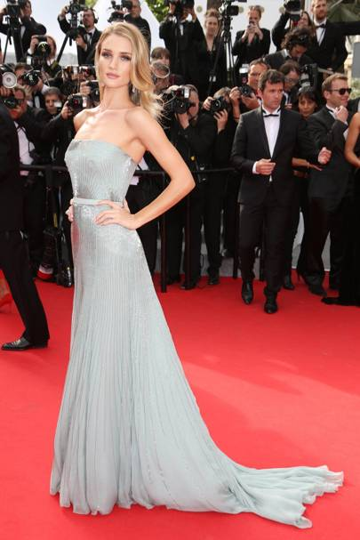 Rosie Huntington Whiteley - Cannes 2014