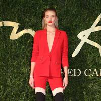 On Duty: Rosie Huntington-Whiteley