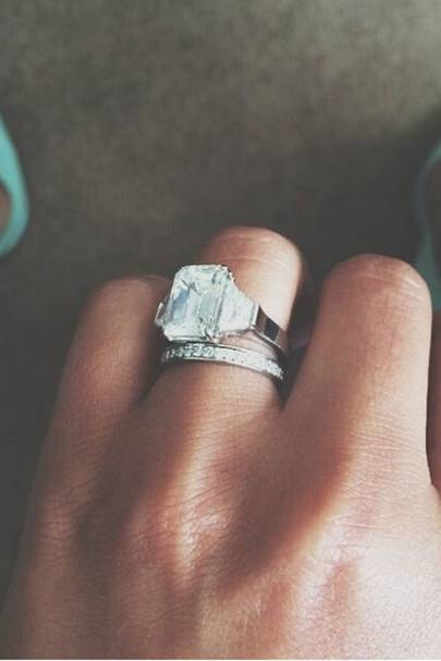 Huge engagement rings more likely to divorce Celebrity News