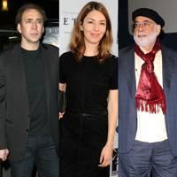 Francis Ford Coppola & Sofia Coppola & Nicolas Cage