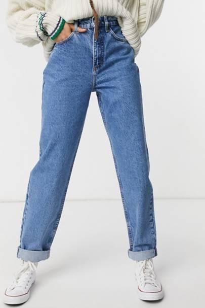 Best slouchy mom jeans