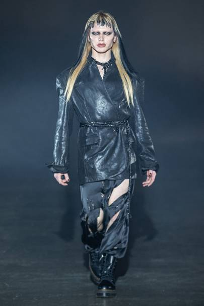 Eden Loweth at Art School London, London Fashion Week
