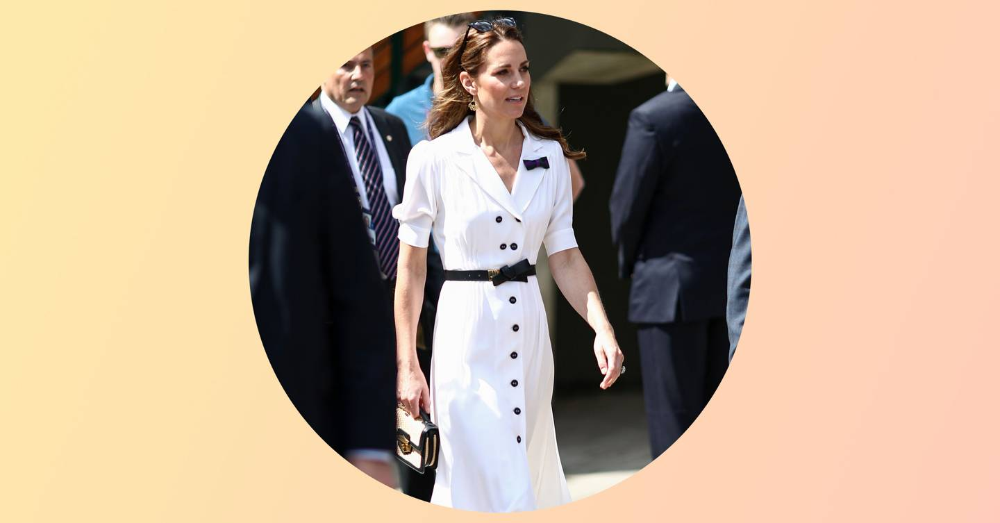 Kate Middleton Style & Fashion: The Duchess of Cambridge's Dresses