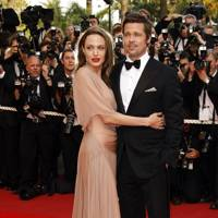 Brad on... Angelina's bravery
