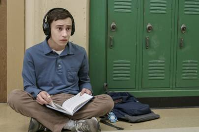 Kerr Gilchrist plays 18-year-old Sam in [i]Atypical[/i]