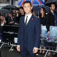 Joseph Gordon-Levitt at The Dark Knight Rises premiere