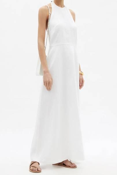 Linen dresses: Albus Lumen