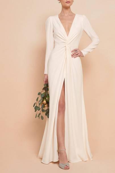 Wedding dresses under £1000: Reformation