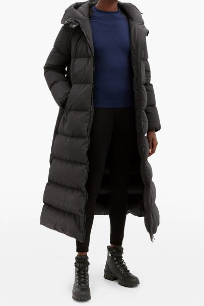 Best wool-blend black leggings