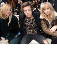 Sienna Miller, Harry Styles & Suki Waterhouse