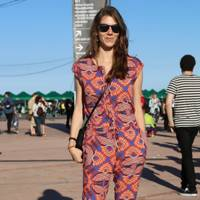 Alexandra, works in Online Marketing, Primavera Festival