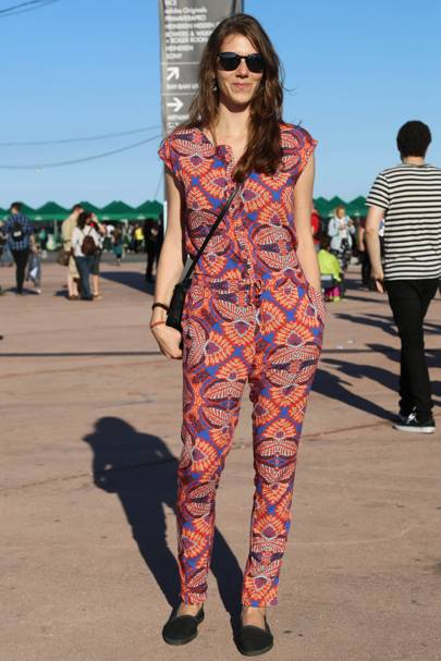 Alexandra, works in Online Marketing, Primavera Festival