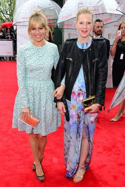 Sienna & Savannah Miller