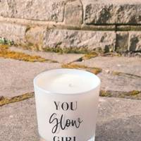 You Glow Girl Candle by Loop