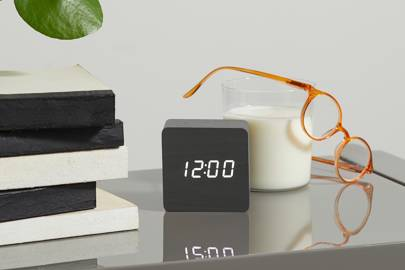 Working from home essentials: The clock