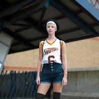 Sarah Shattock, Model