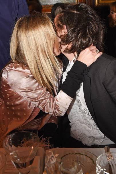 Kate Moss & Harry Styles
