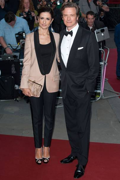 Colin & Livia Firth
