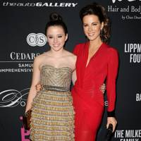 Kate Beckinsale & Lily Mo Sheen