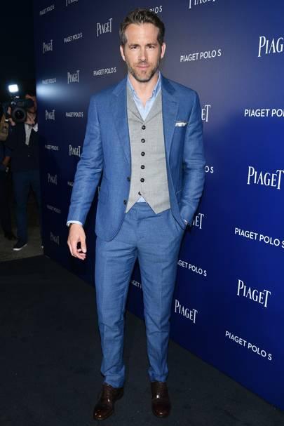 3. Ryan Reynolds (New Entry)