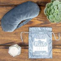 Products for anxiety: The weighted sleep eye mask