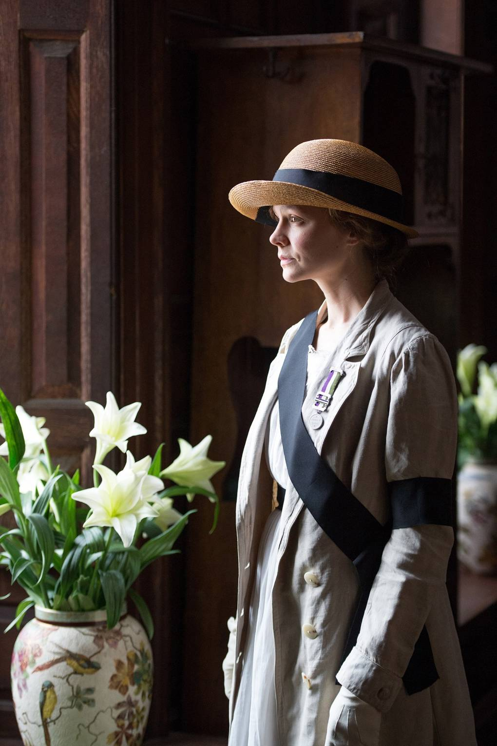 Suffragette film review starring Meryl Streep and Carey Mulligan ...