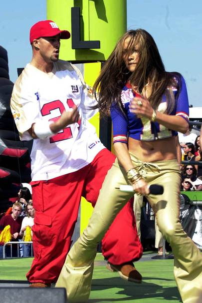 Jennifer Lopez & Cris Judd