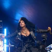 Kelis performs at Lovebox 2012