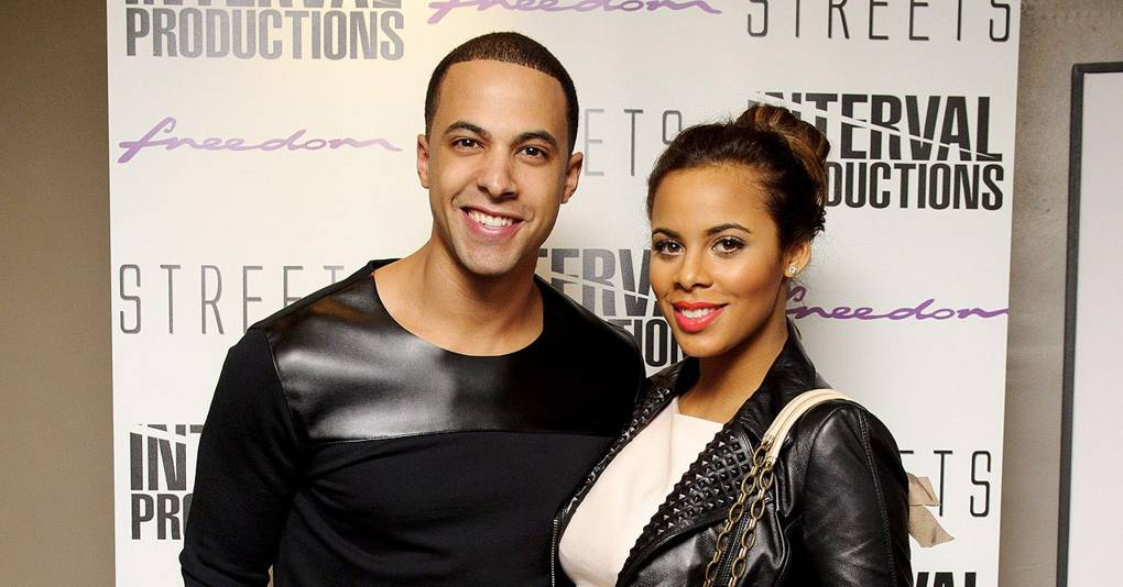 Rochelle Wiseman Marvin Humes Give Birth Baby Alaia Mai Celeb News Glamour Uk