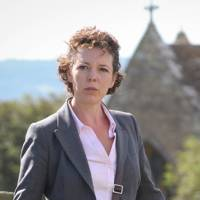 Olivia Colman as Ellie Miller - Broadchurch