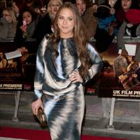 Chloe Green at the UK premiere of Breaking Dawn