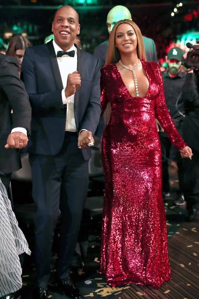 8. Jay Z & Beyonce