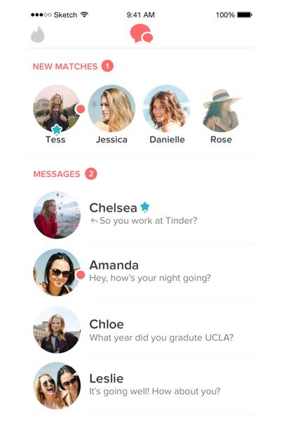 how to find someone on tinder you accidentally swiped left