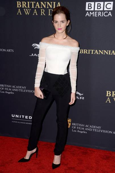Best Dressed Woman: Emma Watson