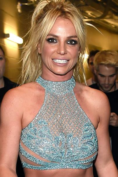 Britney Spears: Then and Now - Celebrity Beauty and Style on GLAMOUR.com    Glamour UK