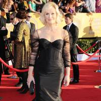 Glenn Close at the SAGs 2012
